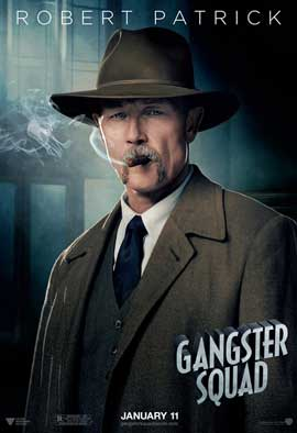 The Gangster Squad - 11 x 17 Movie Poster - Style C