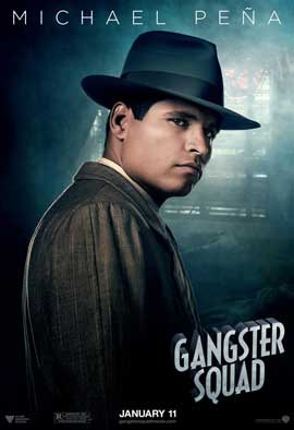 The Gangster Squad - 11 x 17 Movie Poster - Style F