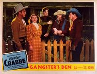 The Gangsters Den - 11 x 14 Movie Poster - Style A