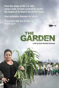 The Garden - 11 x 17 Movie Poster - Style B