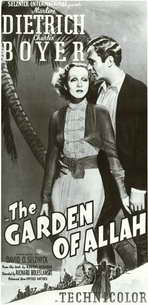 The Garden of Allah - 11 x 17 Movie Poster - Style B