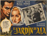 The Garden of Allah - 11 x 17 Movie Poster - Spanish Style A