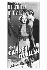 The Garden of Allah - 27 x 40 Movie Poster - Style B