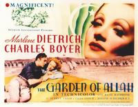 The Garden of Allah - 11 x 14 Movie Poster - Style A