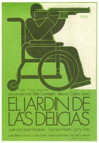 The Garden of Delights - 11 x 17 Movie Poster - Spanish Style A
