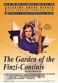 The Garden of the Finzi-Continis - 11 x 17 Movie Poster - Style A