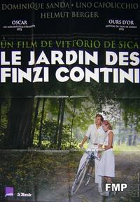 The Garden of the Finzi-Continis - 27 x 40 Movie Poster - French Style A