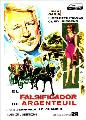 The Gardener of Argenteuil - 11 x 17 Movie Poster - Spanish Style A