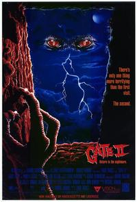 The Gate II:  Trespassers - 27 x 40 Movie Poster - Style A
