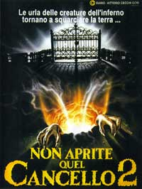 The Gate II:  Trespassers - 27 x 40 Movie Poster - Italian Style A