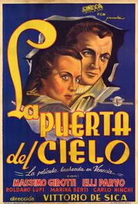 The Gate of Heaven - 27 x 40 Movie Poster - Spanish Style A