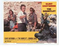 The Gauntlet - 11 x 14 Movie Poster - Style C