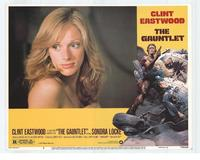 The Gauntlet - 11 x 14 Movie Poster - Style E