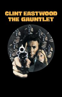 The Gauntlet - 11 x 17 Movie Poster - Style B