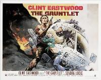 The Gauntlet - 30 x 40 Movie Poster UK - Style A