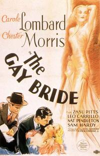 The Gay Bride - 11 x 17 Movie Poster - Style A