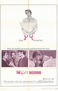 The Gay Deceivers - 11 x 17 Movie Poster - Style A
