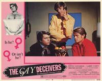 The Gay Deceivers - 11 x 14 Movie Poster - Style G