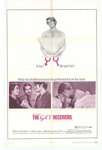 The Gay Deceivers - 43 x 62 Movie Poster - Bus Shelter Style A