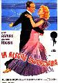 The Gay Divorcee - 27 x 40 Movie Poster - Swedish Style A