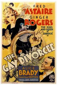 The Gay Divorcee - 27 x 40 Movie Poster - Style A