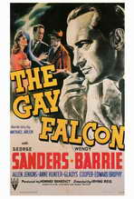 The Gay Falcon - 27 x 40 Movie Poster - Style A