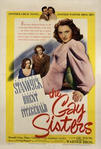 The Gay Sisters - 11 x 17 Movie Poster - Style B
