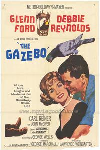The Gazebo - 11 x 17 Movie Poster - Style A