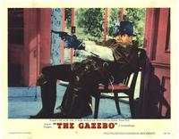 The Gazebo - 11 x 14 Movie Poster - Style H