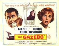 The Gazebo - 22 x 28 Movie Poster - Half Sheet Style B
