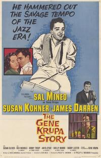 The Gene Krupa Story - 11 x 17 Movie Poster - Style A