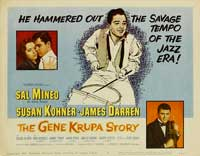 The Gene Krupa Story - 11 x 14 Movie Poster - Style A