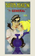 The General - 11 x 17 Movie Poster - Style A