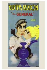 The General - 27 x 40 Movie Poster - Style A
