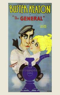 The General - 43 x 62 Movie Poster - Bus Shelter Style A