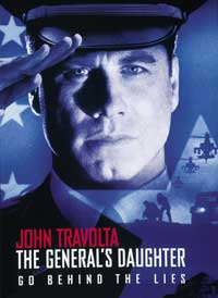 The General's Daughter - 43 x 62 Movie Poster - Bus Shelter Style A