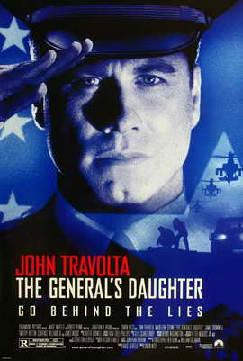 The General's Daughter - 27 x 40 Movie Poster - Style A