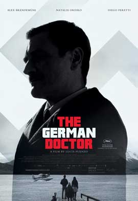 The German Doctor - 11 x 17 Movie Poster - Style A