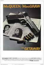 The Getaway - 27 x 40 Movie Poster - Style B