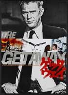 The Getaway - 27 x 40 Movie Poster - Japanese Style B