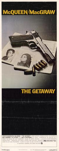 The Getaway - 14 x 36 Movie Poster - Insert Style A