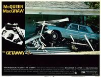 The Getaway - 11 x 14 Movie Poster - Style A
