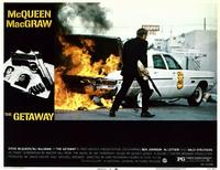 The Getaway - 11 x 14 Movie Poster - Style D