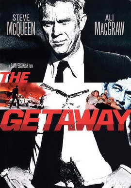 The Getaway - 27 x 40 Movie Poster - Style D