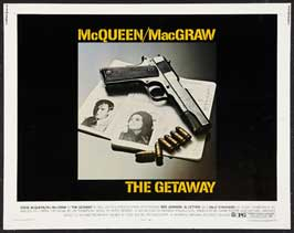 The Getaway - 22 x 28 Movie Poster - Half Sheet Style A