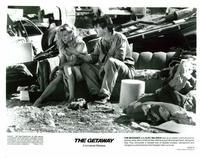 The Getaway - 8 x 10 B&W Photo #6