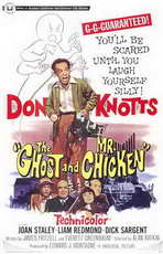 The Ghost and Mr. Chicken - 11 x 17 Movie Poster - Style A