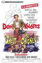 The Ghost and Mr. Chicken - 27 x 40 Movie Poster - Style A