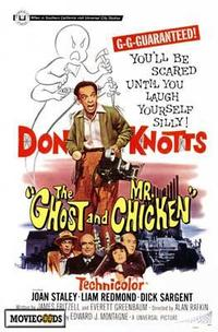 The Ghost and Mr. Chicken - 43 x 62 Movie Poster - Bus Shelter Style A