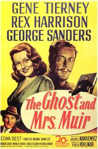 The Ghost and Mrs. Muir - 43 x 62 Movie Poster - Bus Shelter Style A